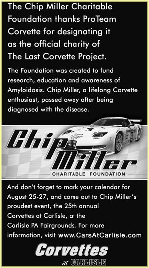 Last Corvette - Carlisle Events